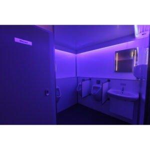 Toiletwagen Luxe Type B