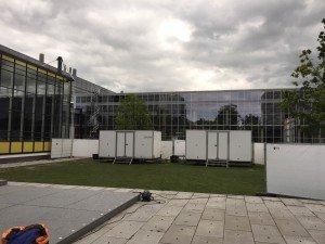 Toiletwagen Huren Eindhoven Technische Universiteit