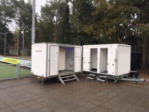 Toiletwagen Huren Tilburg. Evenement Tilburg