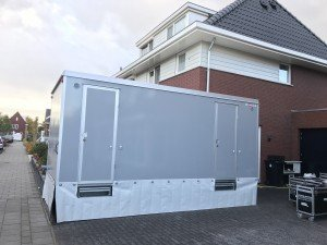 Toiletwagen huren Limburg