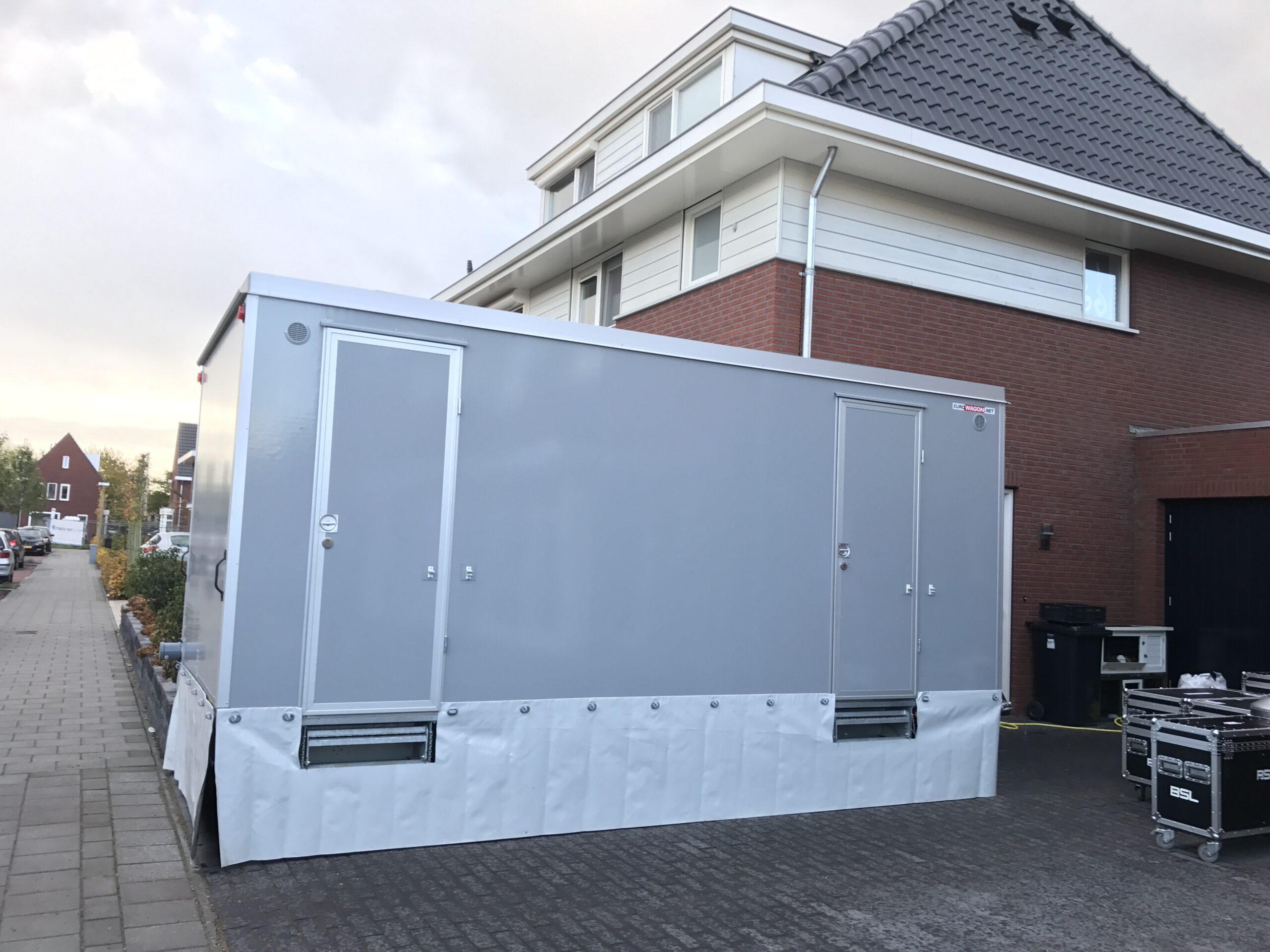 Toilet Verhuur Oosterhout