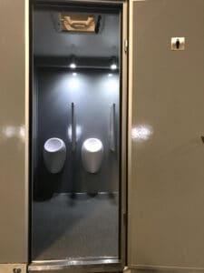Toilet unit huren urinoirs