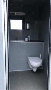 Toiletwagen MINI
